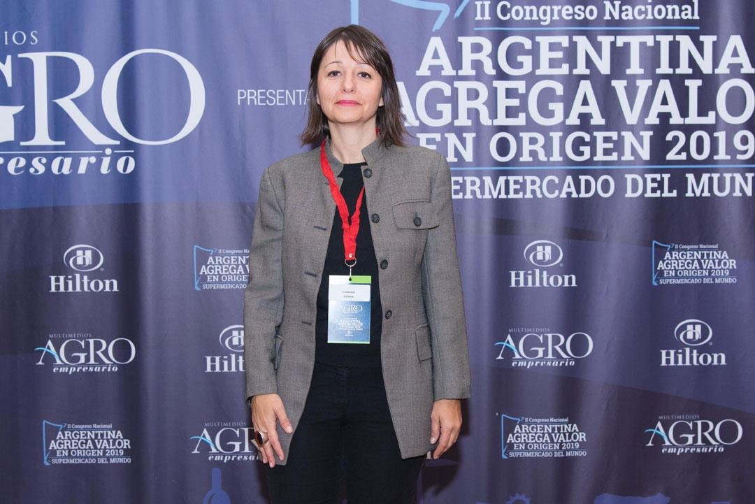 Fabiana Menna - Presidenta de la Fundación Gran Chaco