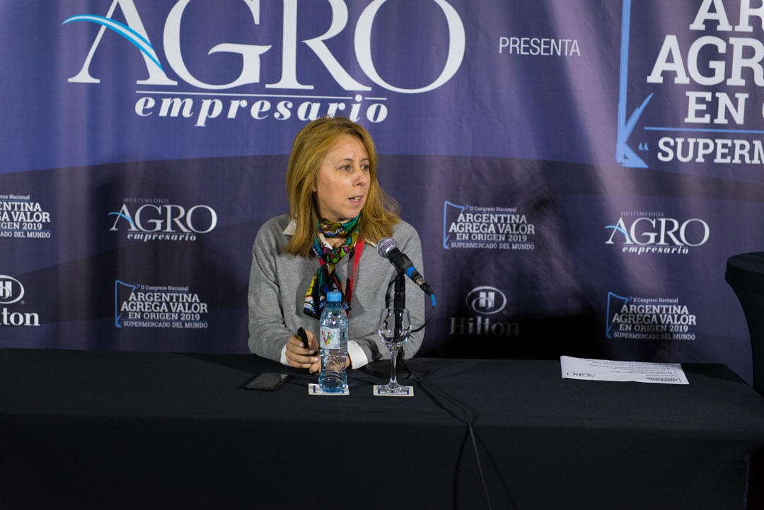 Karina Casellas - Directora del Centro de investigación del INTA