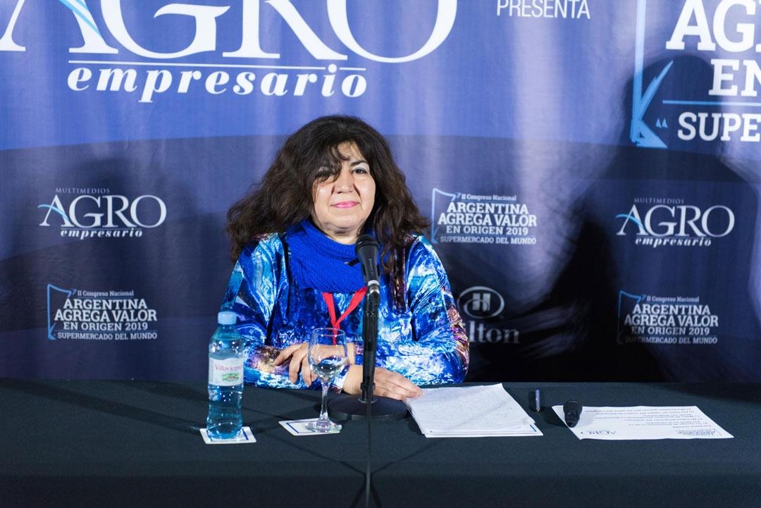 Erika Fabiana Zain El Din - Secretaria de Estado de Coordinación y Control de Gestión de Tucumán