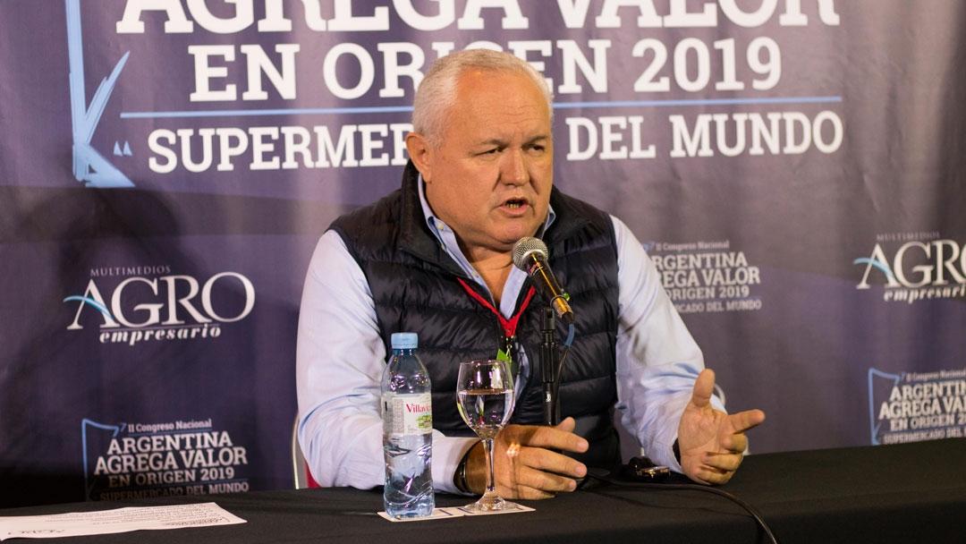 Juan Eiras - Presidente de la Cámara Argentina de Feedlot