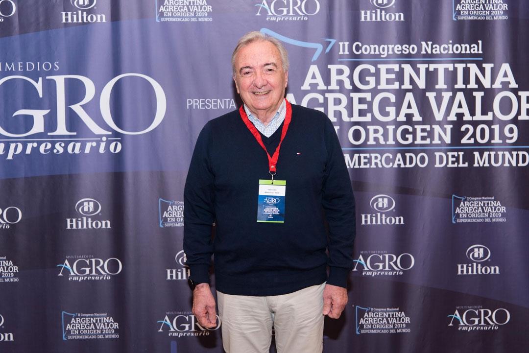 Eduardo González Ruiz  - Gerente de la Cámara de Frigoríficos Ovinos de la Patagonia