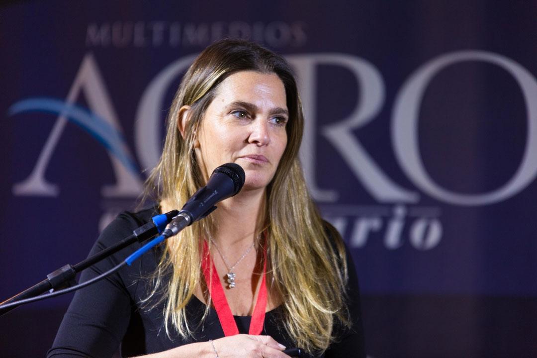 Erica Cecilia Stacy - Subgerente de Tecnología de Alimentos del INTI