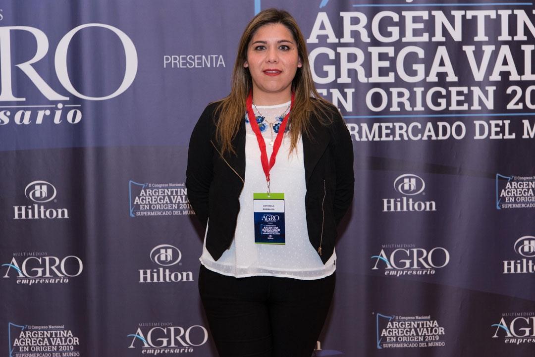 Antonela Rosina Gil - Intendenta de Fraga, San Luis