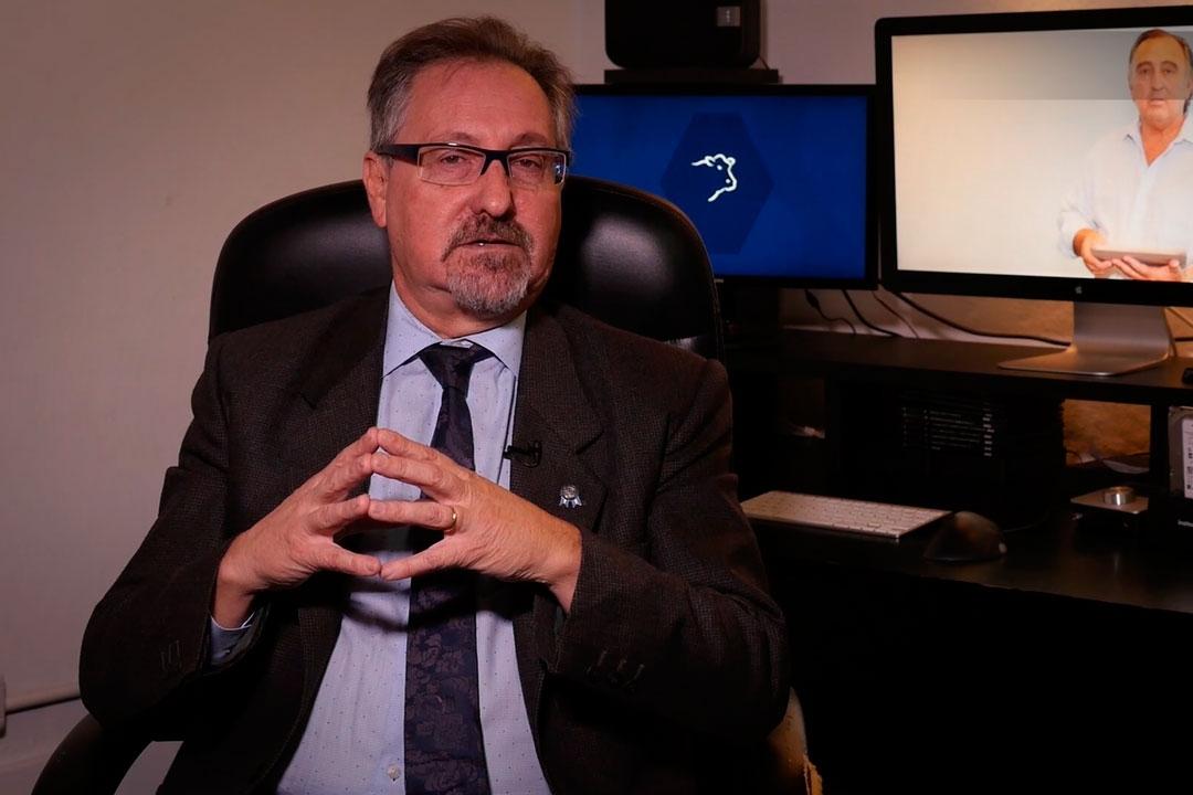 Raúl Milano - Director Ejecutivo de ROSGAN