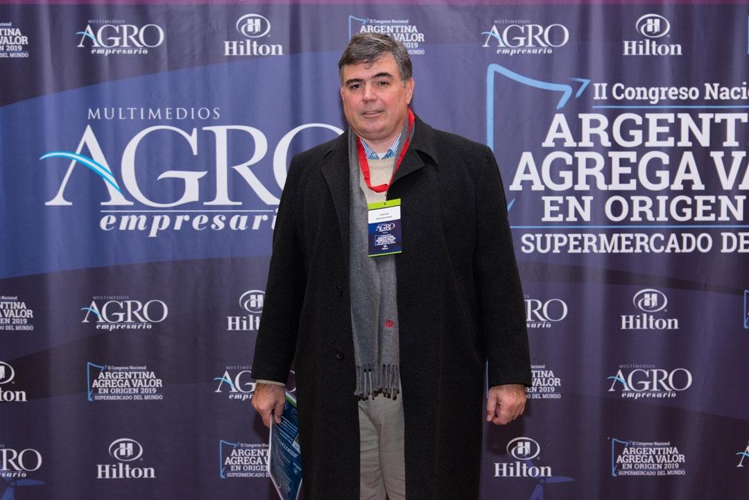 Carlos Walter Kunz - Director Nacional de Programas de Desarrollo Regional