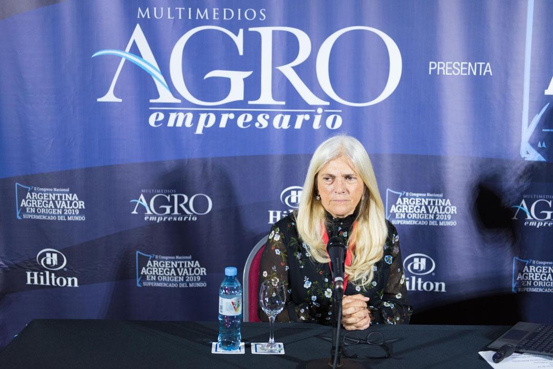 Patricia Isabel García - Presidenta de LETIS S.A.