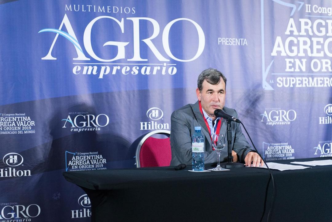 Julio César Forni - Presidente Comunal de Villa San José, Santa Fe