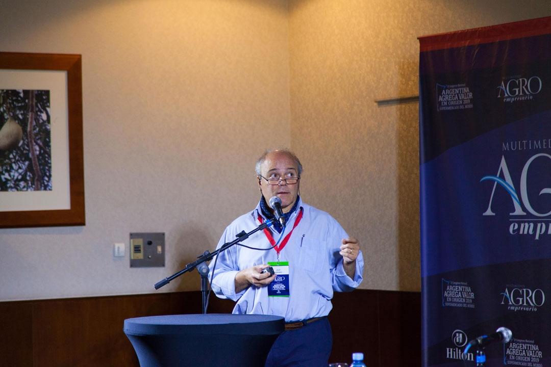 Julio Menéndez - Coordinador Bioenergías de CADER