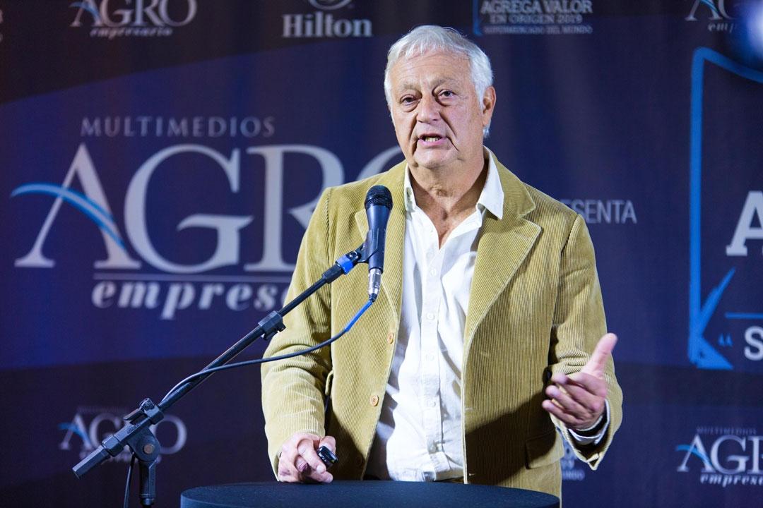 Edgardo Bustamante - Subsecretario de Infraestructura Agropecuaria de Córdoba