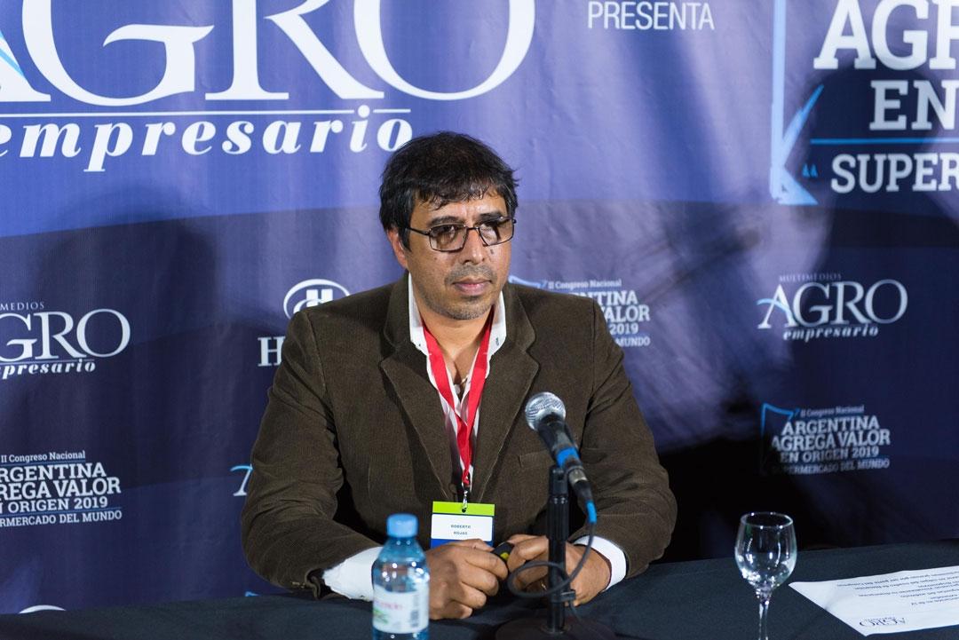 Roberto Rojas - Director de Recursos Forestales de Corrientes