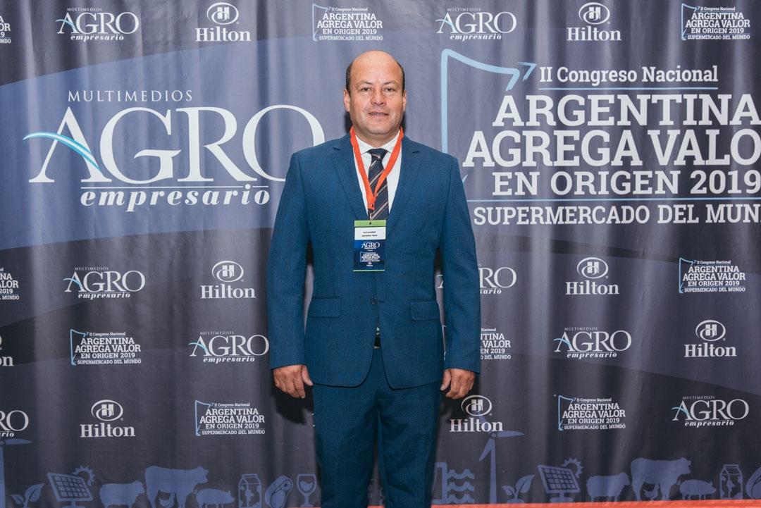 Alejandro Antonio Ruiz - Presidente Comunal de Bañado de Soto, Córdoba
