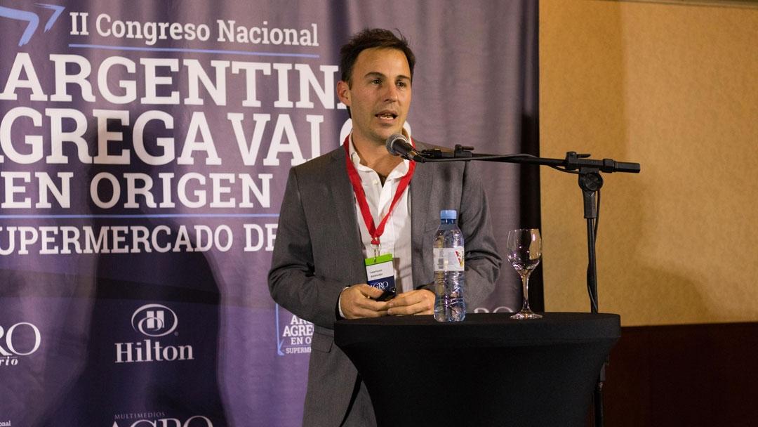Santiago Raimundi - Gerente de Finanzas de Petroagro