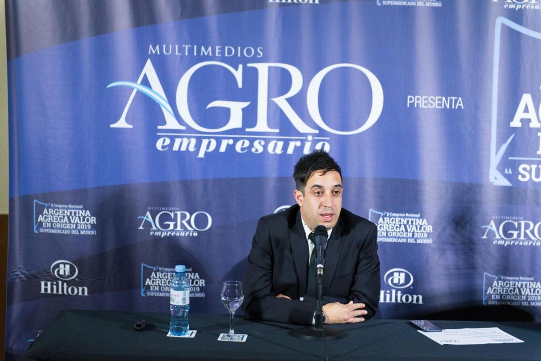 Gabriel García - Secretario General de Saldán, Córdoba