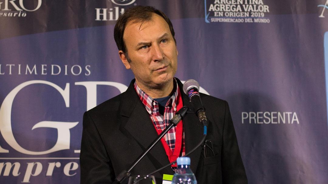 Leonardo Turczak - Secretario de Producción de Rosario del Tala, Entre Ríos