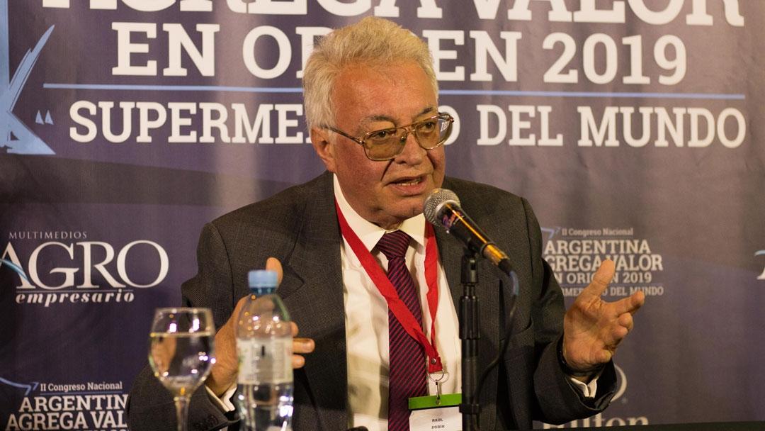 Raúl Robin - Miembro del Consejo Directivo de CAME