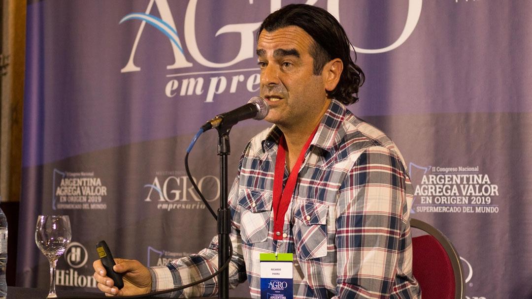 Ricardo Parra - Fundador de Estancia las Quinas