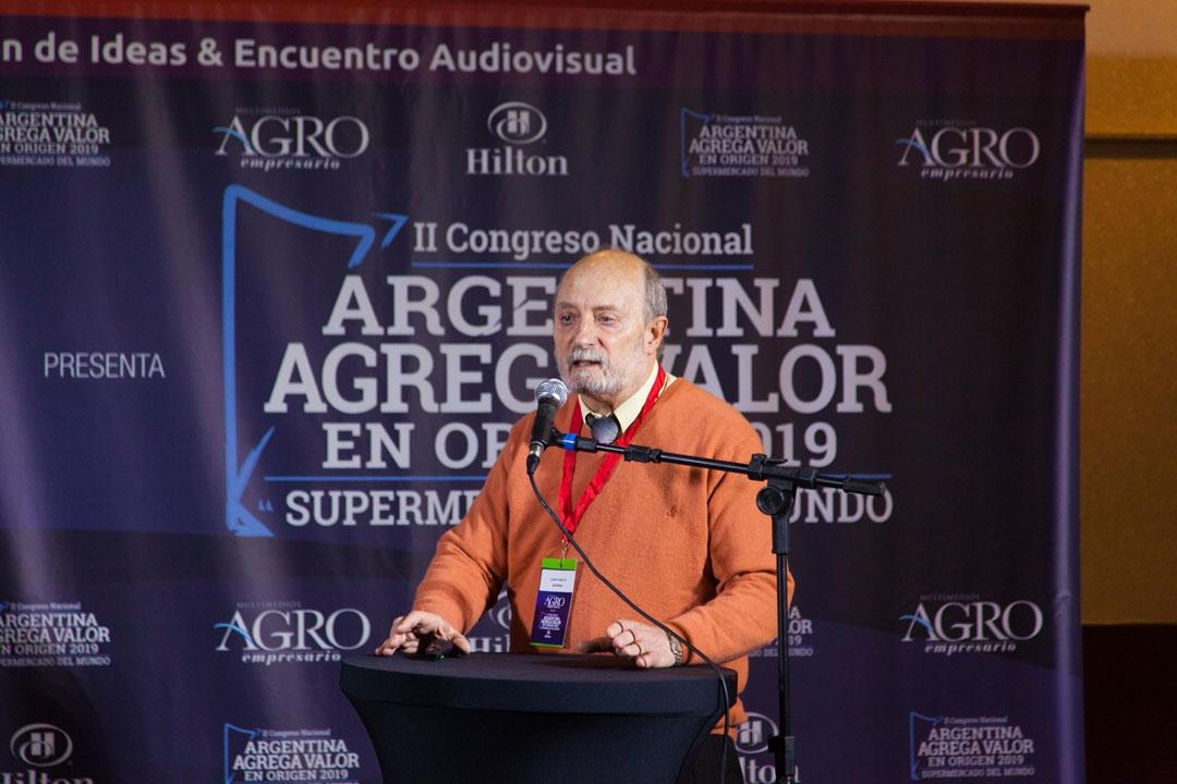 Juan Carlos Ramírez - Coordinador de Producciones Ecológicas del SENASA