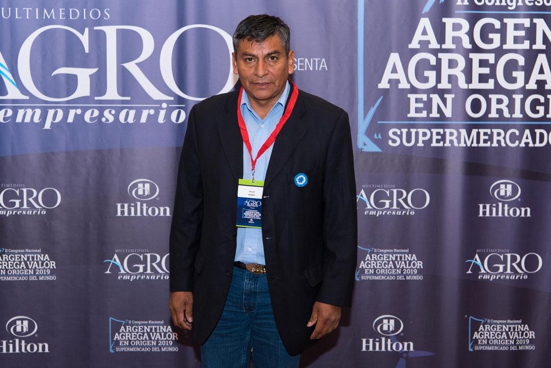 Félix Pérez - Secretario de Coordinación de Agencias de Desarrollo de Jujuy