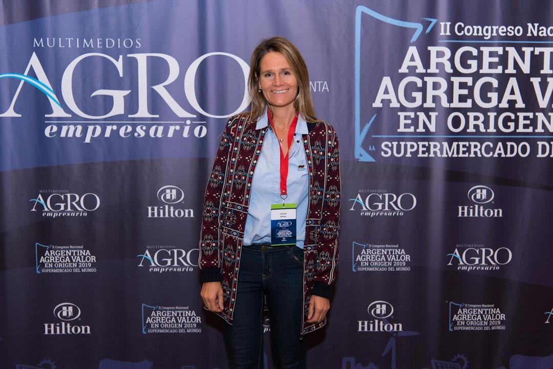 Tiziana Prada - Presidenta de la Asociación Braford Argentina