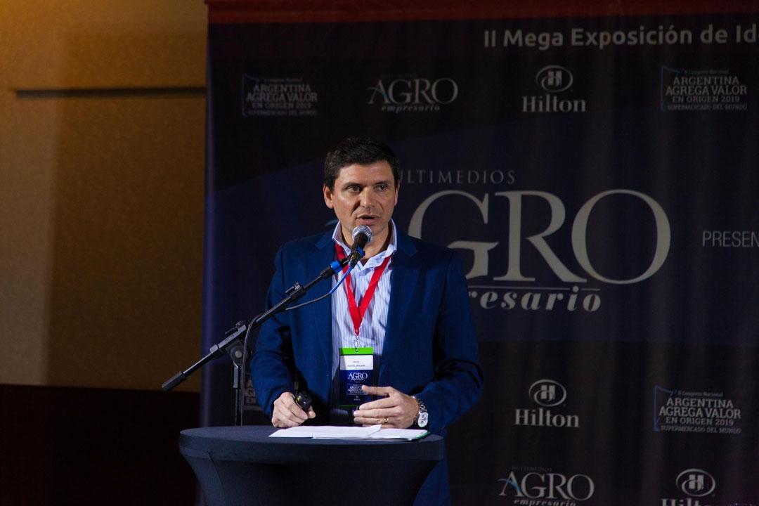 Isaúl Daniel Wilner - Subsecretario de Industria Comercio y Producción de Carlos Casares, Buenos Aires