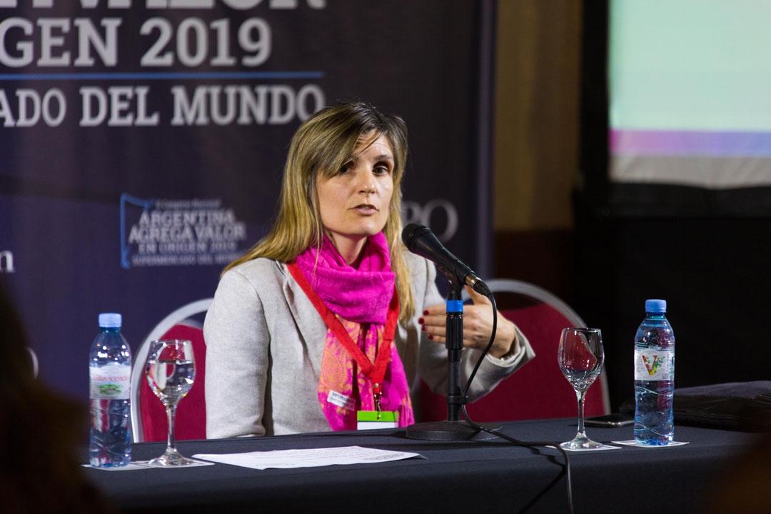 María Paula Di Pietro - Gerente ejecutiva de CASFOG