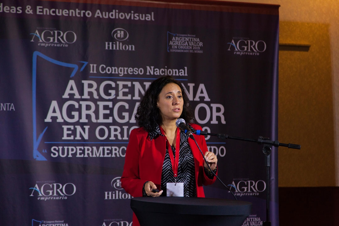 Lorena Ogas - Gerente de Proyectos I+D de BEDSON