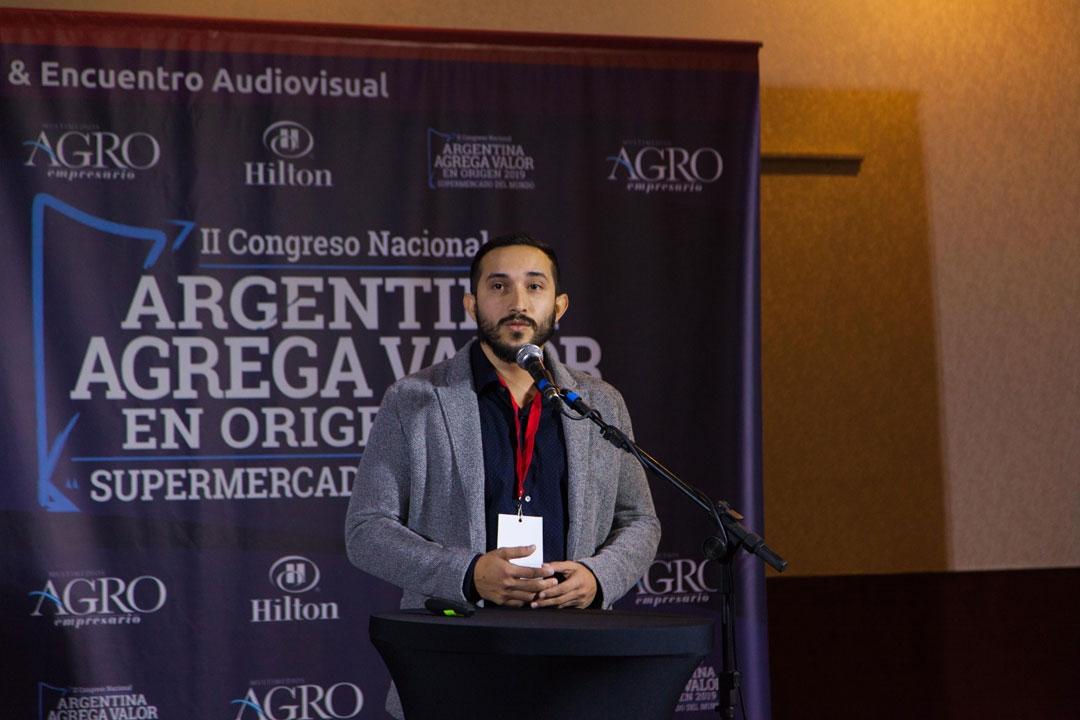 Agustín Acosta - Secretario de Economía de Pago de los Deseos, Corrientes