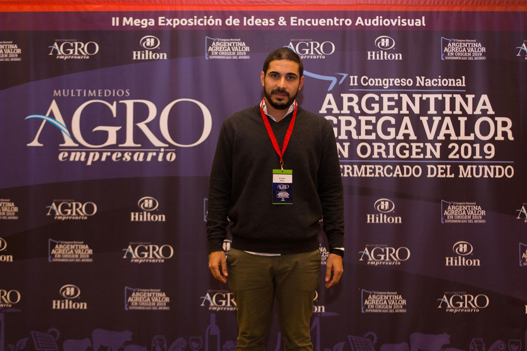 Esteban Serra - Director de Horticultura, Floricultura y Fruticultura de Buenos Aires