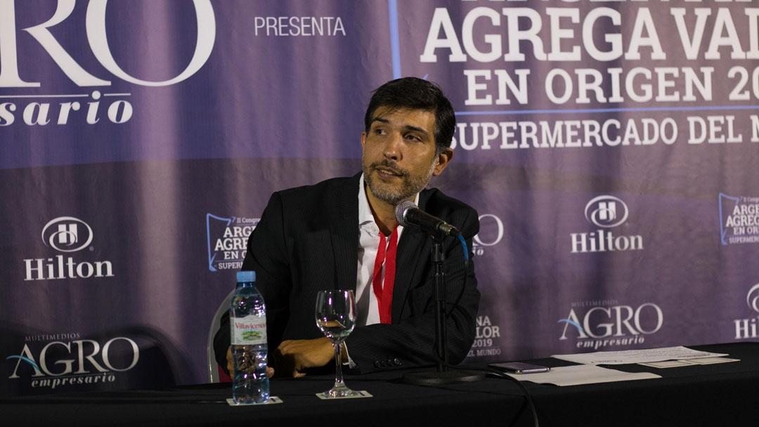 Marcos Blanda - Secretario de Agricultura de Córdoba