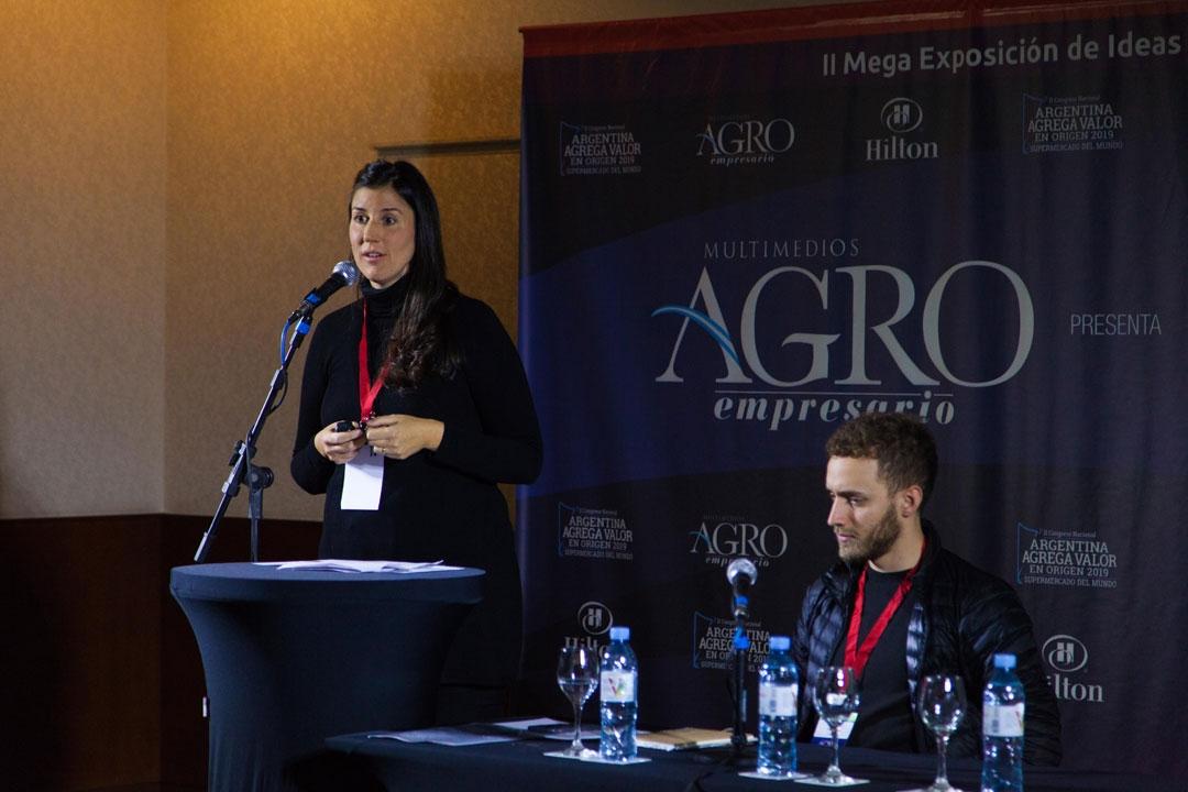Mercedes Young  - Consultora en Comercio Internacional y Santiago Llamas - Asesor del Ministerio de Producción y Trabajo de Nación