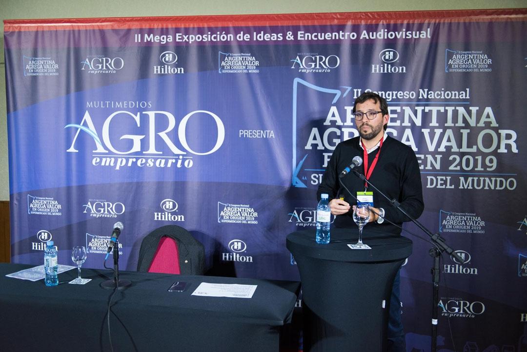 Mauro Casella - Secretario de Desarrollo Territorial y Economía Social de Santa Fe