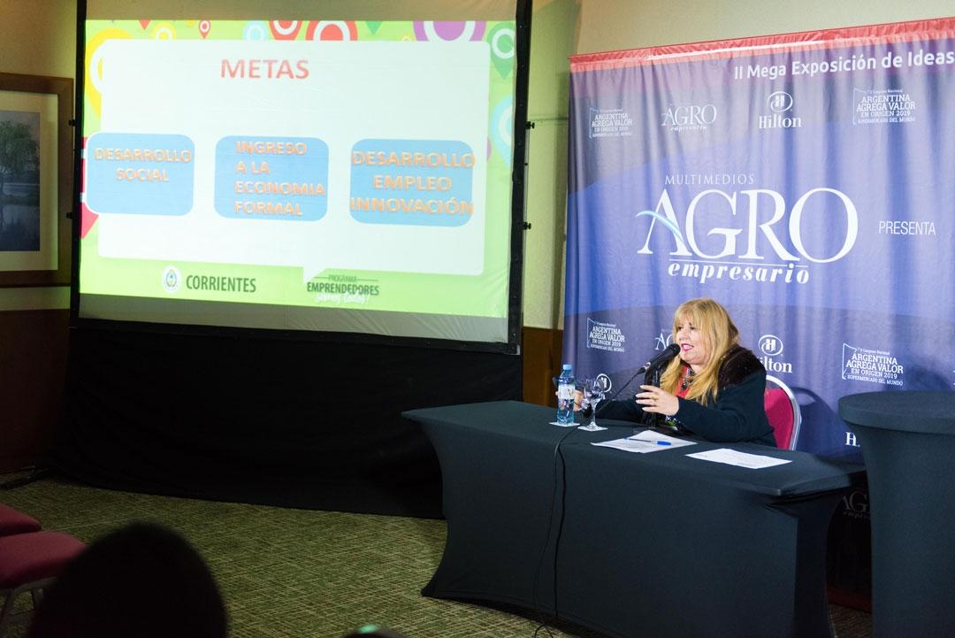 Lourdes D Arrigo - Directora de Comercio de Corrientes