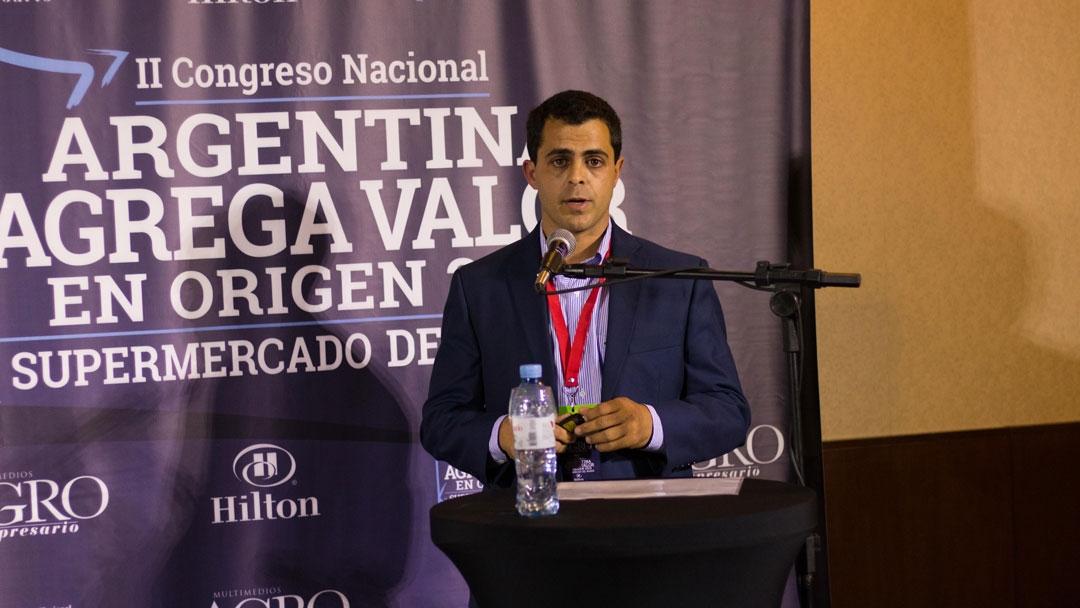 Ignacio Rodríguez Vidal - Dueño de Cabañas del Impenetrable / Tienda de Carne