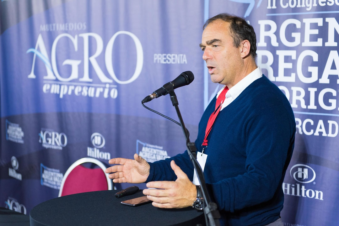Nicolás García Romero - Director Provincial de Planificación Hídrica de Buenos Aires