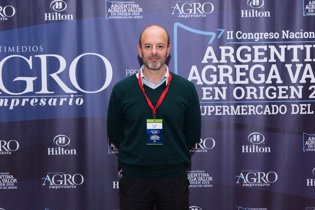 Facundo Soria - Coordinador del Área de Producción Orgánica