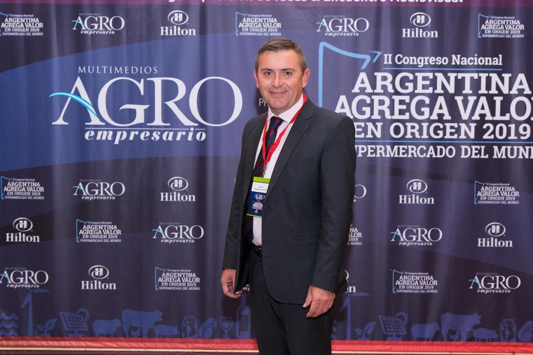 Carlos Sebastián Sartori - Intendente de Campo Grande, Misiones