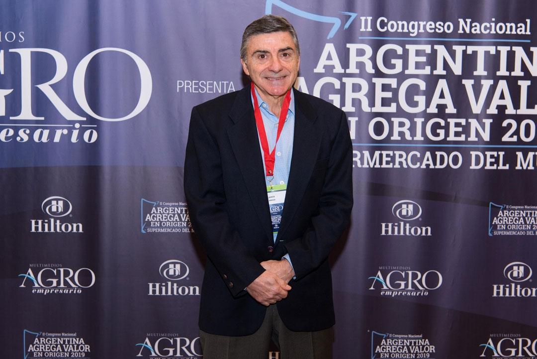 Jorge Amigo - Gerente General de Federcitrus