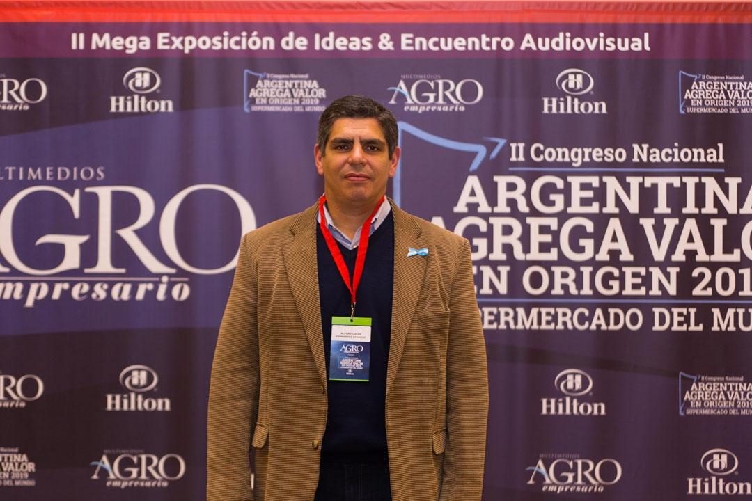 Álvaro Lucas Fernández Aparicio - Secretario de Trabajo