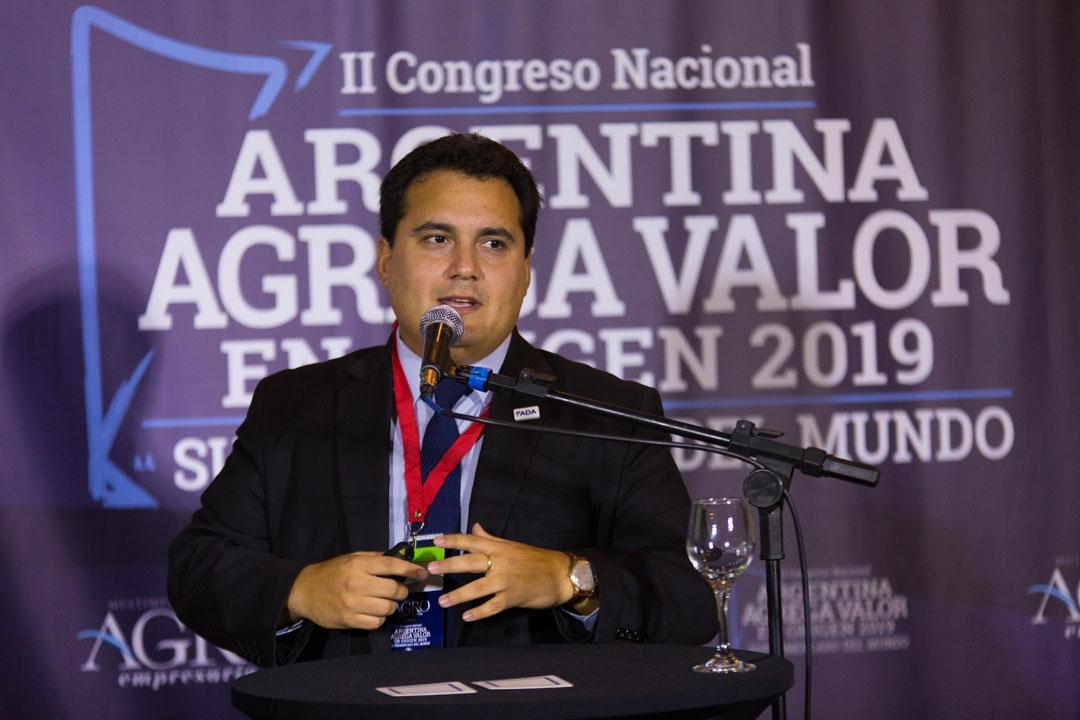 David Miazzo - Economista Jefe de la Fundación Agropecuaria para el Desarrollo de Argentina