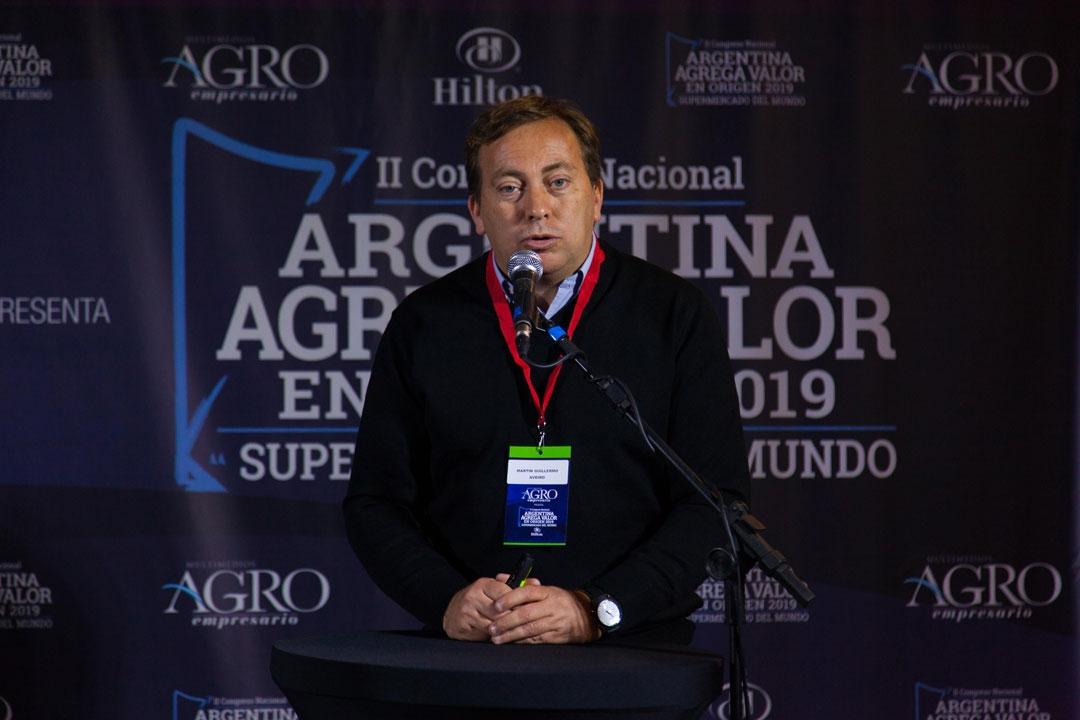 Martín Guillermo Aveiro - Intendente de Tunuyán, Mendoza