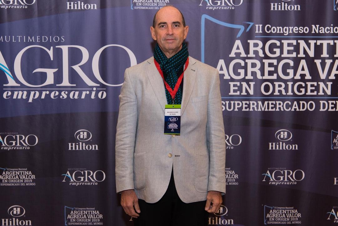 Belisario Álvarez de Toledo - Presidente del Mercado Central de Buenos Aires