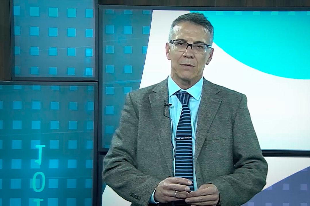 Julio Calzada - Director de Informaciones y Estudios Económicos de la Bolsa de Comercio de Rosario