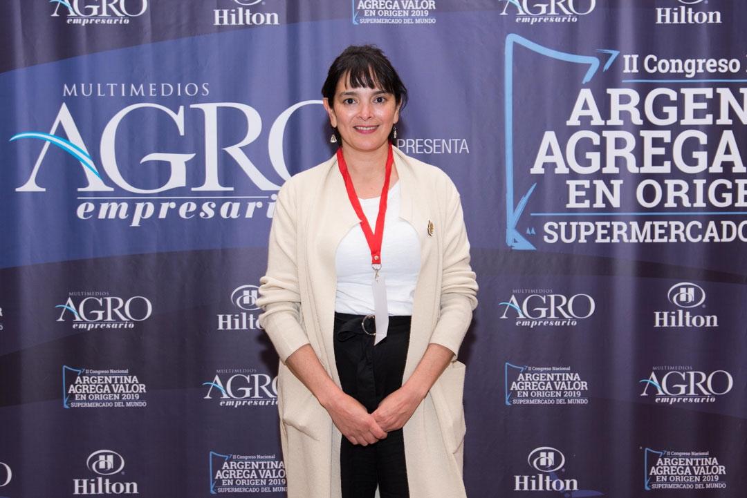 María Cecilia Vera - Socia Fundadora y Líder de UNA - Imagen Agro, Urbana y ONG