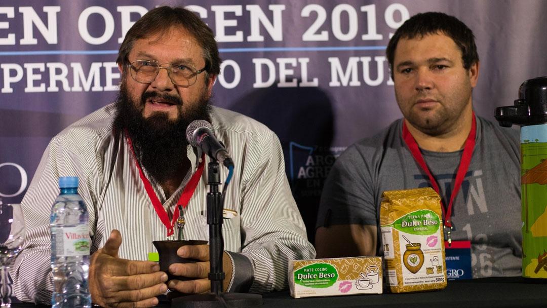 Jorge Miguel Butiuk - Presidente de la Federación Agraria de Misiones