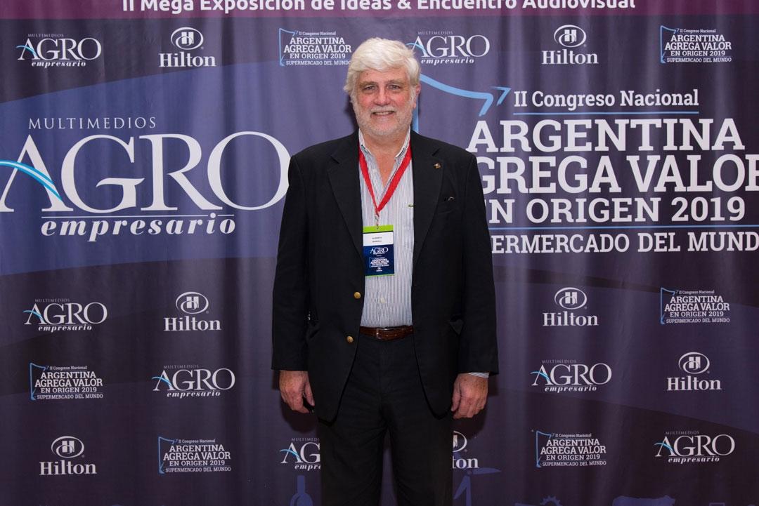 Alberto Morelli - Presidente de MAIZAR