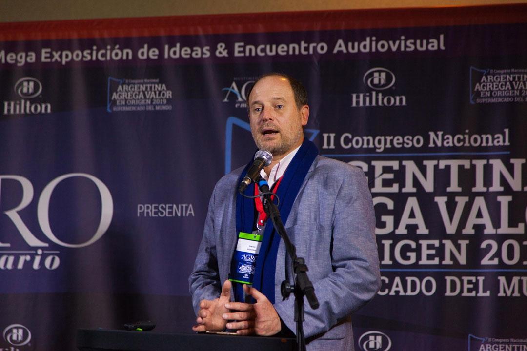Diego Moreno - Secretario de Política Ambiental en Recursos Naturales