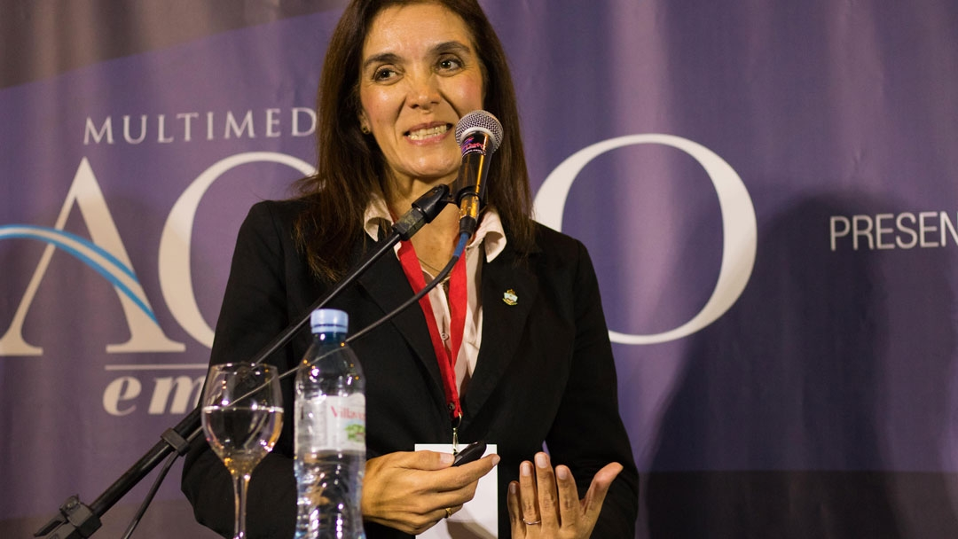 María Magdalena Ardito - Subsecretaria de Turismo de Neuquén