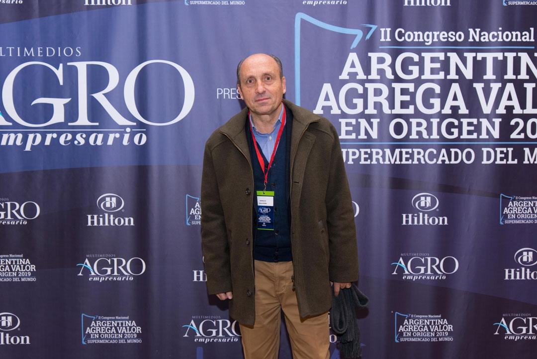 Horacio Salaverri - Expresidente de CARBAP