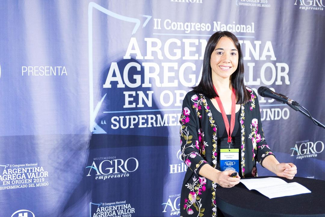 Paula Andrea Córdoba - Intendenta de Los Surgentes, Córdoba