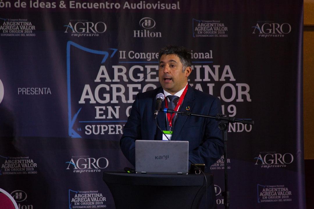 Mariano Garmendia - Secretario de Estado de Innovación y Desarrollo Tecnológico de Tucumán
